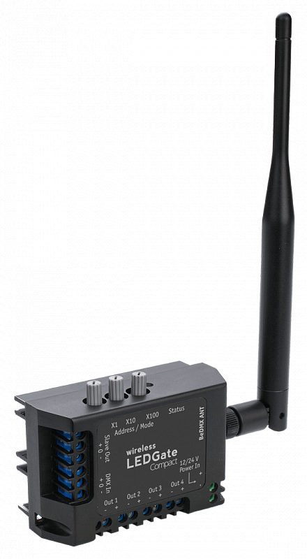 Wireless LEDGate Compact